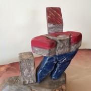 30x25x10 - Harrijasotzaile - Levanta Piedras