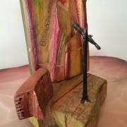 25x20x20 - Ohiartzuna Eco - El microfono